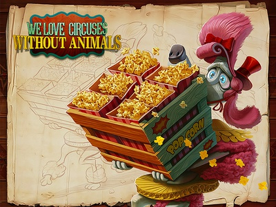 Circus without Animals