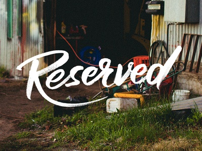 Reserved Video Clip