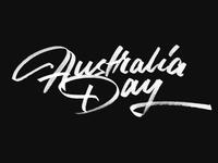 Australia Day Shot