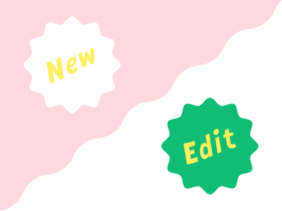 Specimen Site Badges lettering typography typeface type specimen minisite