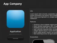 Apparatus App Page
