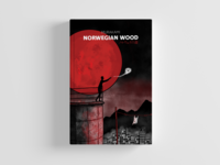 Norwegian Wood Cover Design.