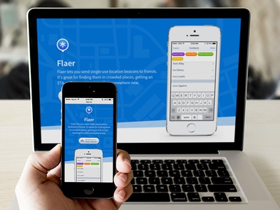 Flaer Marketing - Product Site