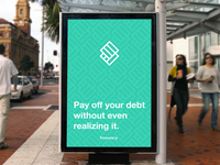 Pay Off Debt - Signage
