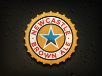 Newcastle Bottle Cap