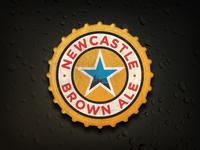 Newcastle Bottle Cap
