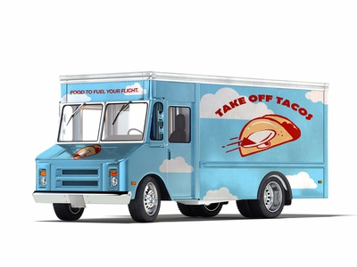 Take Off Tacos food truck
