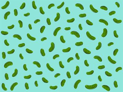 Pickle doodles