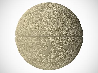 Natural Rubber Ball no dye undyed dribbble vanilla natural rubber natural