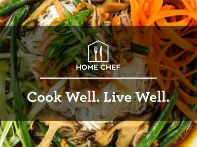Cook Well. Live Well cooking archer overlay vegetables culinary food