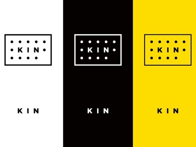 Kin Logo Exploration logo