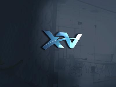 XV logo
