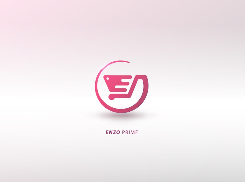 ensoprime logotype mark icon illustrator idenity vector typography design branding logo
