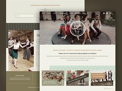 Swing background pattern pattern lindyhop artdeco dance webdesign layout web vintage retro swing