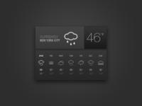Weatherwidget big