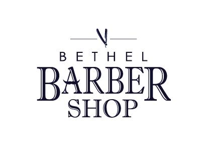 Ocreations bethel park barber shop brand design