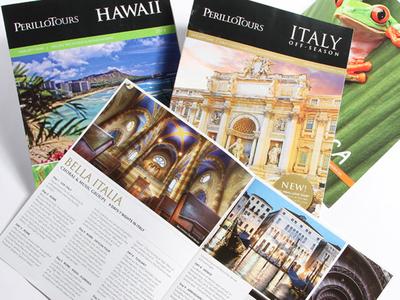 Perillo Tours Brochures