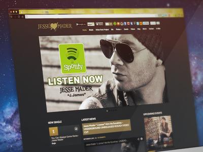 Jesse Mader's Website