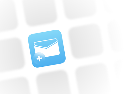 icon mail icon