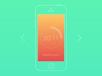 Workflow POMODORO App