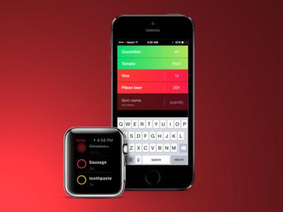 Atlas todo hackathon strv ios application watch apple app