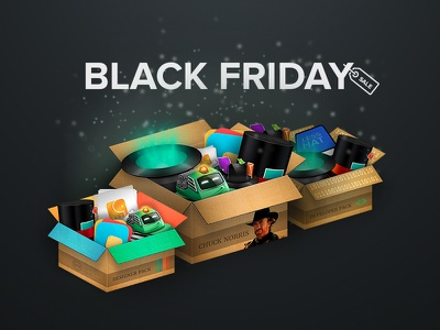 Black Friday is coming! discount sale extension workflow plugins photoshop source blackfriday