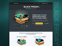 Black Friday plugin sales
