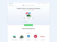 5 free plugins page