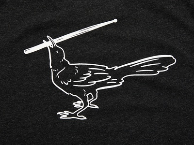 YETI T-Shirt Grackle Drumstick