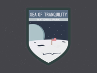 Sea Of Tranquility Patch