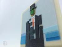 Son of Man - 3d Print Detail