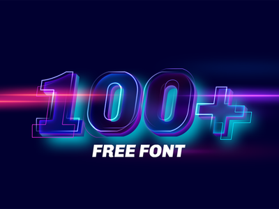 100+ Best Free Fonts For 2020 collections element graphic design tip free download freebies free design collection