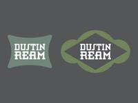 Dustin Ream Logo Concept