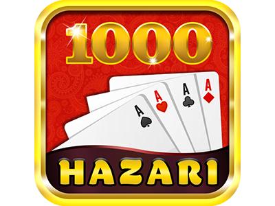 Hazari Card Game Icon