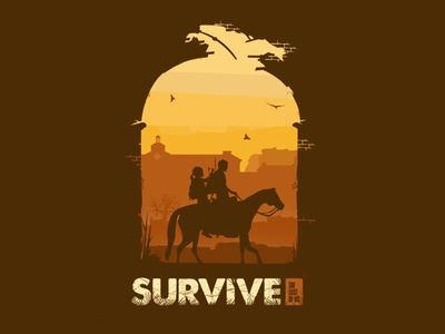 Survive. The Last of Us.