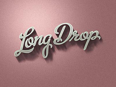 Long Drop Shadow