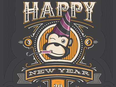 Happy New Year from Emcee Design