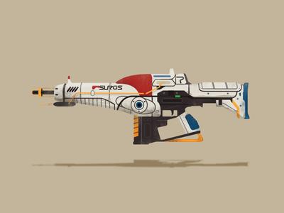 Suros Regime - Destiny Weapon