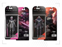PROJECT Action Figure Packaging