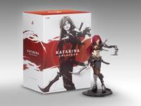 Unlocked Packaging - Katarina