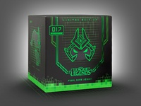 Limited Edition Final Boss Veigar Packaging - Unsleeved