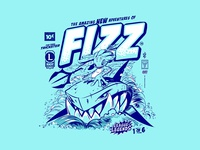 Comic Collection Tee - Fizz