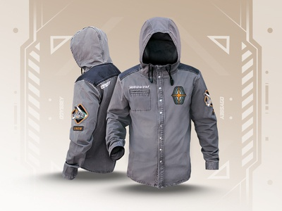 Odyssey Merch Mission Jacket