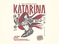 Comic Collection Kat