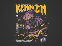 Comic Collection Kennen