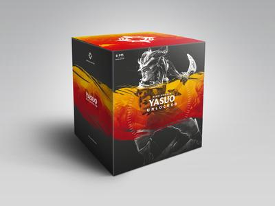 Nightbringer Yasuo Packaging