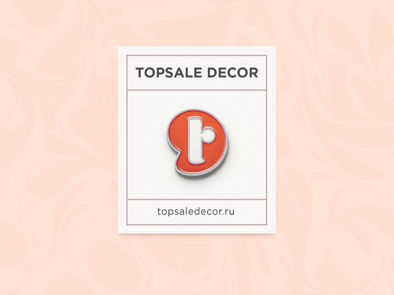 Topsale decor pin type custom type логотип branding typography handlettering lettering monogram design logotype logo pin
