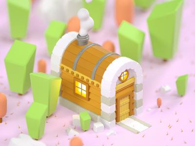 House in jugnle 2