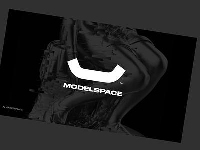 MODELSPACE breezy branding logo render models ai