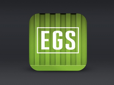 E_GATE proposed App Icon